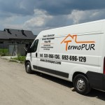 TermoPUR - urządzenia do wykonania izolacji natryskowej